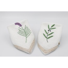 Dibeen Embroidered Towels