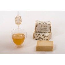 Honey and Olive Oil Soap Bar