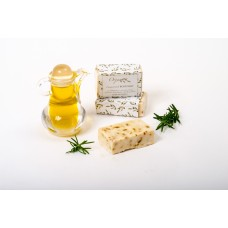 Rosemary and Olive Oil Soap Bar