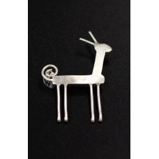 Deer Brooch-Large