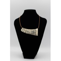 Ammonia Leather Necklace
